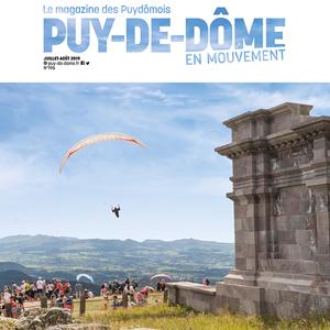 Puy-de-Dôme en mouvement n°195